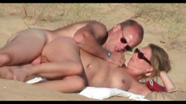 Andrea mit den grossen ancianas gordas calientes Schamlippen