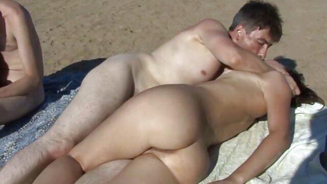 BAMvisions Clea Gaultier es una verdadera amante abuelas calientes xnxx del anal