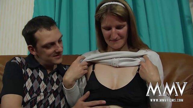 PAREJA AMATEUR ALEMANA HIZO REAL CASERO Sex-Tape abuelas calientes y peludas