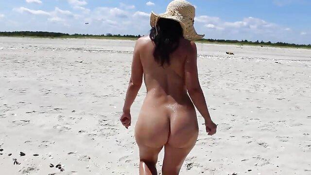 Mujer musculosa abuelas calientes cojiendo en un casting BDSM
